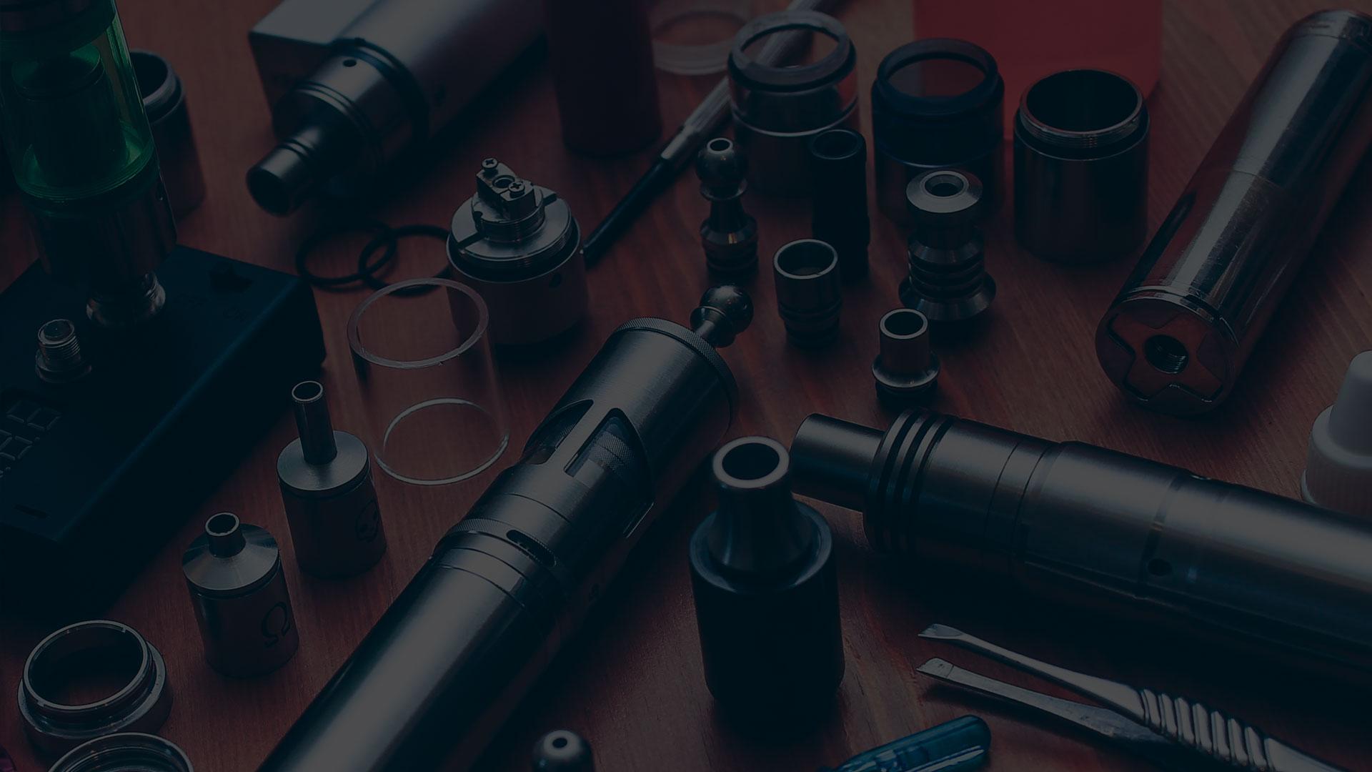 Univers du vapoteur et des accessoires de la e-cigarette
