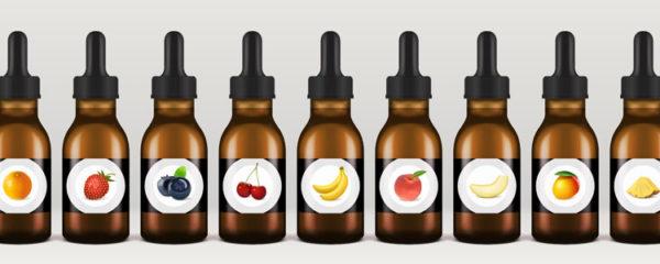 l'arôme e-liquide
